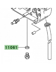 Joint de vidange | Kawasaki KLX 250 (2009-2016)
