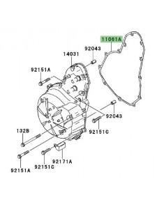 Joint carter d'alternateur Kawasaki Versys 650 (2010-2014) | Réf. 110610165