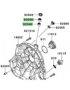 Roulement à aiguilles carter d'embrayage Kawasaki Versys 650 (2010-2014) | Réf. 920460034