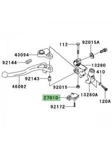 Contacteur d'embrayage Kawasaki Versys 650 (2010-2014) | Réf. 270101094