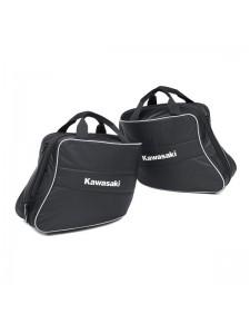 Sacs intérieurs pour valises Kawasaki (2 x 28 litres) | Réf. 100LUU0004