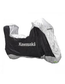 Housse d'extérieur extra-large + top-case Kawasaki | Réf. 039PCU0012