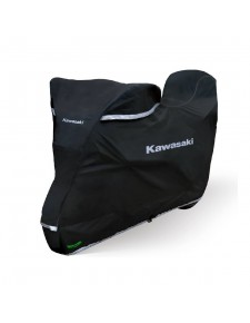 Housse extérieur Premium XL + Top-case Kawasaki | Réf. 039PCU0018