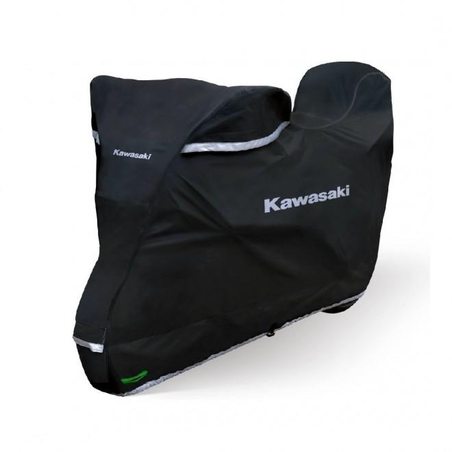 Housse extérieur Premium XL + Top-case Kawasaki   Réf. 039PCU0018 e7ed9c673a57