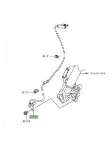 Câble ABS avant Kawasaki Versys 650 (2015 et +)   Réf. 211760776