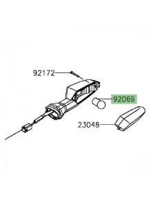 Ampoule (12V/10W) de clignotants Kawasaki Versys 650 (2015-2021) | Réf. 920690076 - 920690106