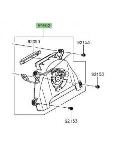 Ventilateur d'origine Kawasaki Versys 650 (2015 et +)   Réf. 595020603