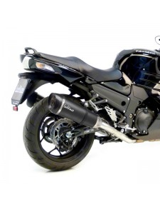 Silencieux LeoVince Factory S Carbone Kawasaki ZZR1400 (2012-2020) | Réf. 8717S