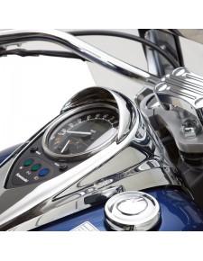 Visière de compteur chromée Kawasaki VN1700 (2013-2014) | Réf. K53020374