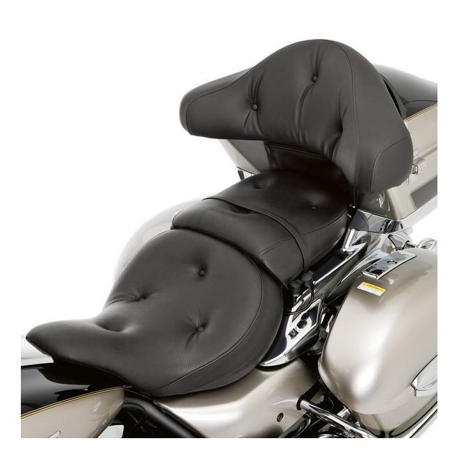 dosseret de top case kawasaki vn1700 2009 2014 moto shop 35. Black Bedroom Furniture Sets. Home Design Ideas