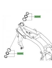 Roulement de direction Kawasaki Z1000 (2003-2009) | Réf. 920451384