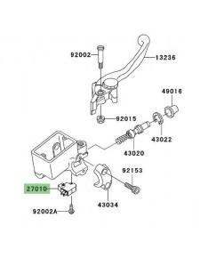Contacteur de frein avant Kawasaki Z1000 (2003-2006) | Réf. 270100025