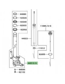 Tube de fourche gauche Kawasaki Z1000 (2003-2009) | Moto Shop 35
