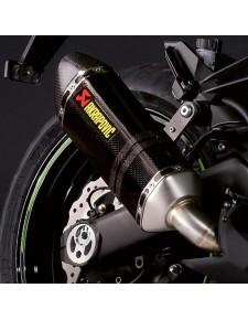 Paire de silencieux Akrapovic carbone Kawasaki Z1000 (2010-2013) | Réf. 258EXP0048