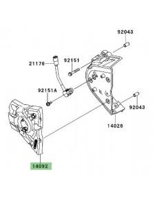Habillage carter de pignon de sortie de boîte Kawasaki Z1000 (2010-2013) | Réf. 140920032