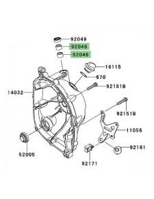 Roulement à aiguilles carter d'embrayage Kawasaki Z1000 (2010-2013) | Réf. 920460034