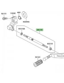Tige de sélecteur de vitesse Kawasaki Z1000 (2010-2013) | Réf. 391100033