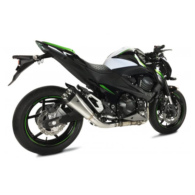 Échappement IXRace M9 Inox Kawasaki Z800 (2013-2016) | Réf. WK7668