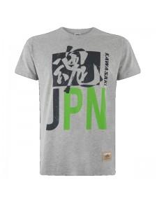 T-Shirt homme Kawasaki JPN (S à 3XL) | Moto Shop 35