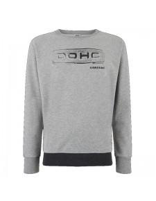 Sweat-Shirt gris Kawasaki DOHC