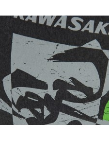 Détail Sweat-shirt homme Kawasaki JPN (S à 3XL) | Moto Shop 35