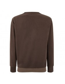 Sweat-Shirt marron homme Kawasaki DOHC (S à 3XL) | Moto Shop 35