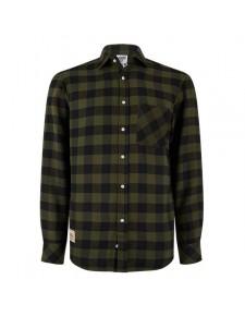 Chemise à carreaux Kawasaki homme (S à 3XL) | Moto Shop 35