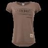 T-Shirt marron Kawasaki DOHC