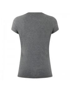 T-Shirt gris chiné femme Kawasaki (XS à 2XL) | Moto Shop 35