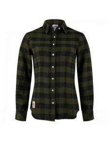 Chemise à carreaux Kawasaki