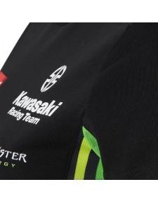 T-shirt femme Kawasaki Racing Team WorldSBK 2019 | Détail