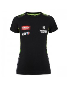T-shirt enfant Kawasaki Racing Team WorldSBK 2019 | Devant