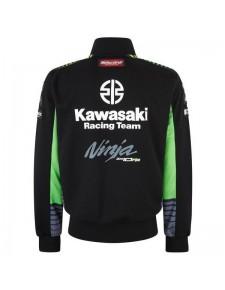 Sweatshirt homme Kawasaki Racing Team WorldSBK 2019 | Dos