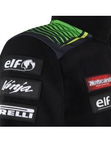Sweatshirt homme Kawasaki Racing Team WorldSBK 2019 | Détail