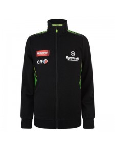 Sweatshirt enfant Kawasaki Racing Team WorldSBK 2019 | Devant
