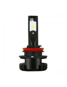 Ampoule H11 à Leds + Ballast (16W/2200 Lumens) | Moto Shop 35 Kawasaki