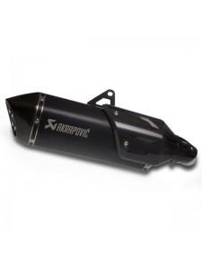 Silencieux Akrapovic Titane noir Kawasaki Versys 1000 (2019-2021) | Réf. 258EXP0092A