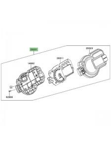 Bloc compteur Kawasaki Versys 1000 (2012-2014) | Réf. 250310404