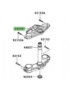 Té de fourche supérieur Kawasaki Versys 1000 (2012-2014) | Réf. 44032012618R