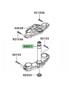 Té de fourche inférieur Kawasaki Versys 1000 (2012-2014) | Réf. 44037013218R