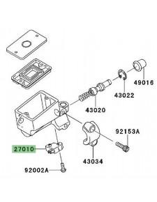 Contacteur de frein avant Kawasaki Versys 1000 (2012-2014) | Réf. 270100025