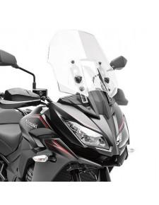 Bulle large transparente Kawasaki Versys 1000 (2017-2018)   Réf. 999940930