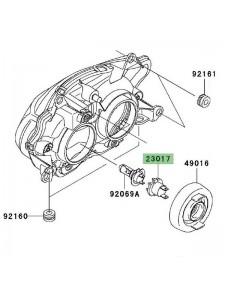 Prise ampoule H7 optique avant Kawasaki Z750 (2004-2006)   Réf. 230171067