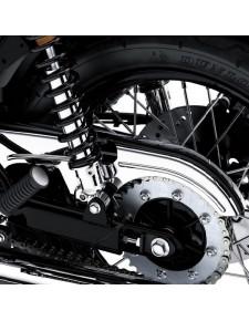 Protection de chaîne chromée Kawasaki W800 (2019-2020)   Réf. 999941231