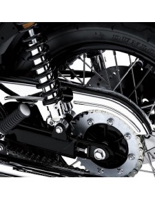 Protection de chaîne chromée Kawasaki W800 (2019 et +) | Réf. 999941231