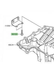 Vis M6x25 fixation équerre Kawasaki Z800 (2013-2016) | Réf. 921531569