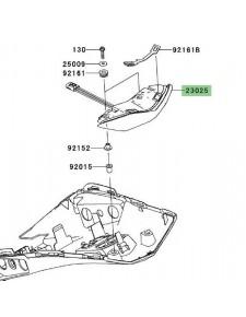Feu arrière à Leds Kawasaki Z1000SX (2011-2013) | Réf. 230250316