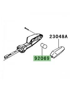 Ampoule (12V/10W) de clignotant arrière Kawasaki Z1000SX (2011-2013) | Réf. 920690076