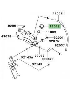 Bouchon vase d'expansion Kawasaki Z1000SX (2011-2013) | Réf. 110650969