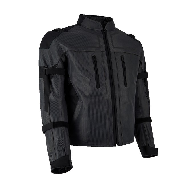 Blouson textile été (S - 3XL) Kawasaki | Moto Shop 35